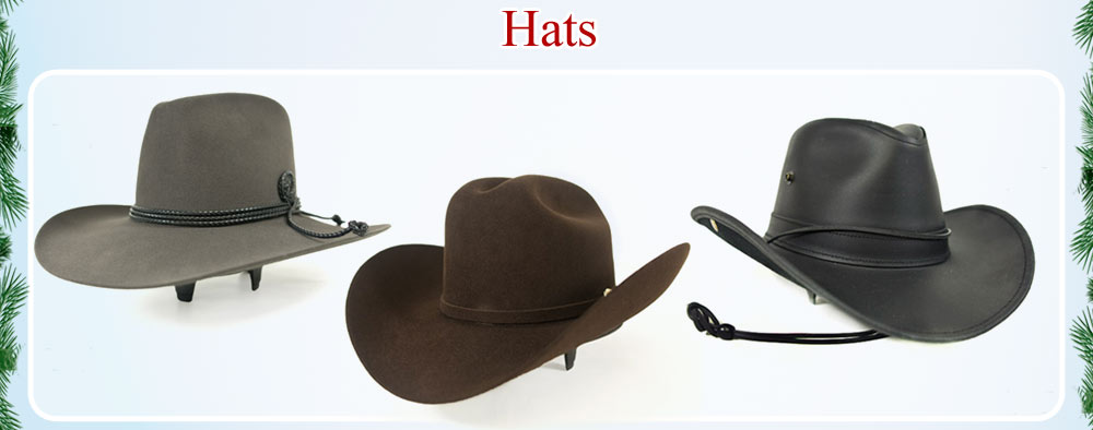 Men's Hats - Cowboy hats & more  Steston, Resistol & more