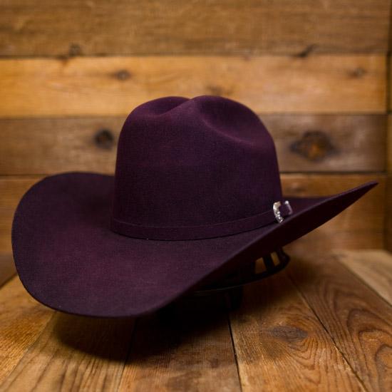 Stetson Alcalas Western Wear Quot Oakridge Quot Burgundy Wool