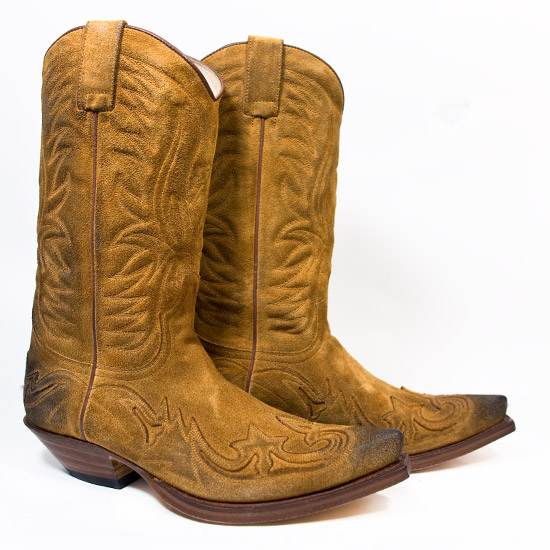 Sendra Alcalas Western Wear Men S Camello Usado Boot
