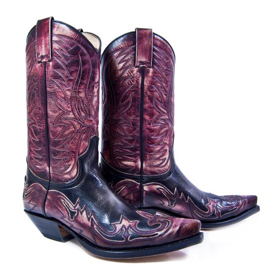 Sendra Alcalas Western Wear Men S Quot Denver Crow Quot Cowboy