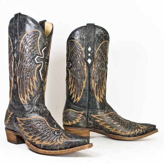 Cowgirl Boots Cross Design Pictures to Pin on Pinterest - PinsDaddy