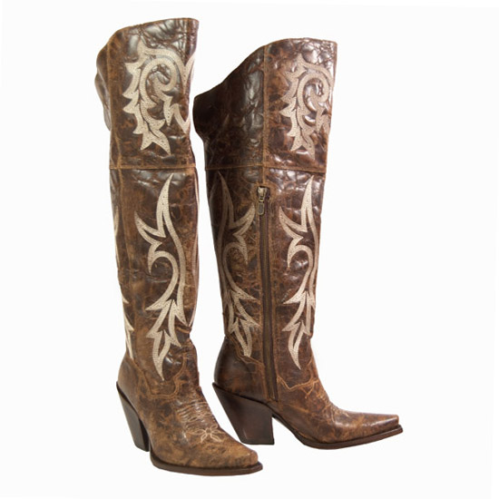 4c7020fd2c2 Dan Post  Alcalas Western Wear Women s Brown
