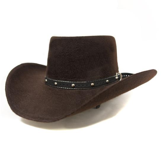cowboy hat brim style guide