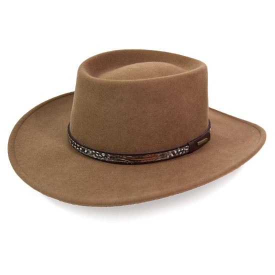 baef4562472 Stetson  Alcalas Western Wear The Kelso Outdoor Collection Hat is ...