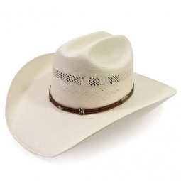 Larry Mahan Straw Hats  Alcalas Western Wear 22b07fd4429