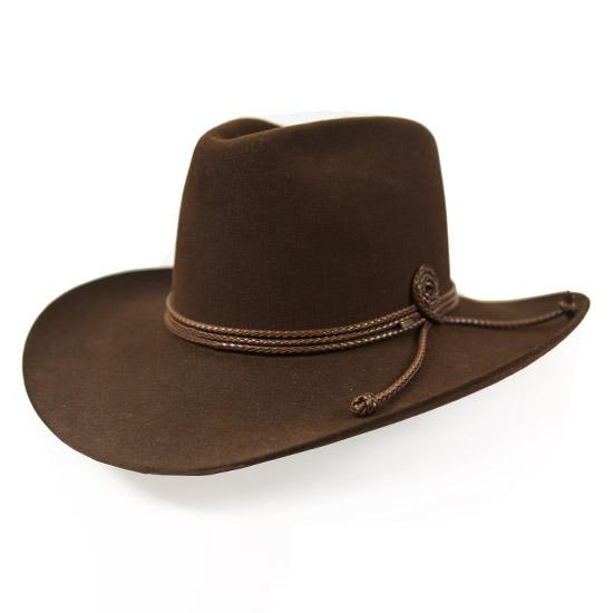 Resistol Alcalas Western Wear 6x Quot Chaparral Quot Felt Hat