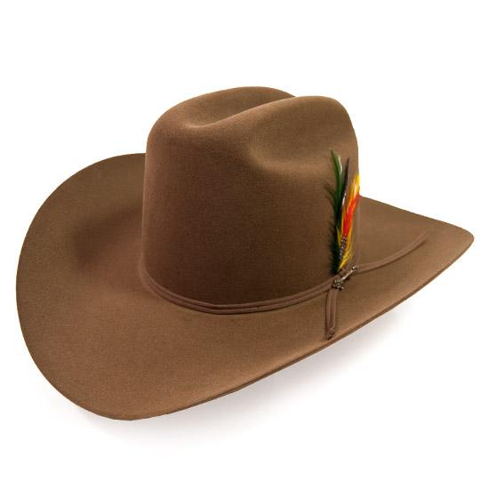 Stetson  Alcalas Western Wear Men s 6x Acorn