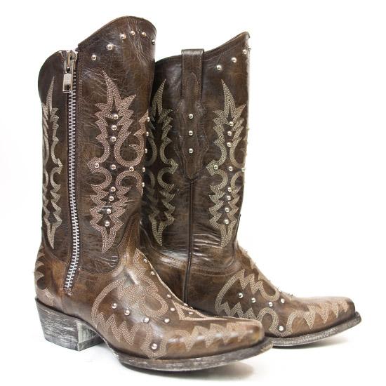 Old Gringo Alcalas Western Wear Women S Brown Studded